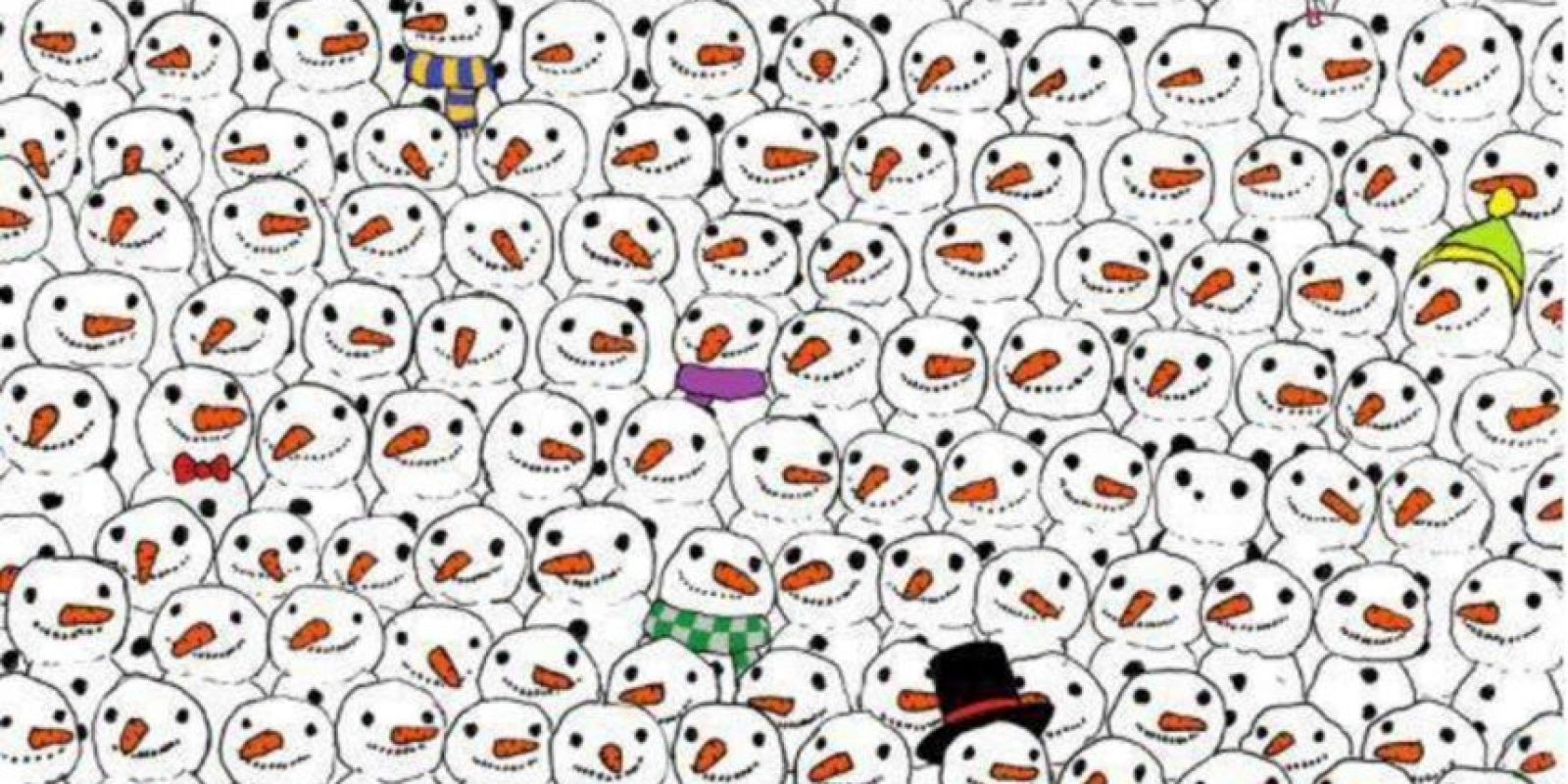Busquen al panda. Foto:Vía Twtter.com