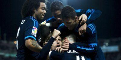 """Los """"merengues"""" visitan a Roma en el debut en la Champions de Zinedine Zidane Foto:Getty Images"""