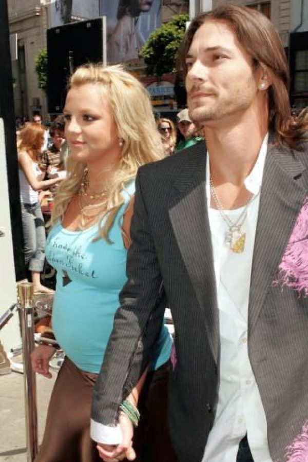 Hasta que en 2006 se casó con Kevin Federline. Foto: vía Getty Images