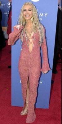Christina Aguilera, 2001 Foto:Getty Images