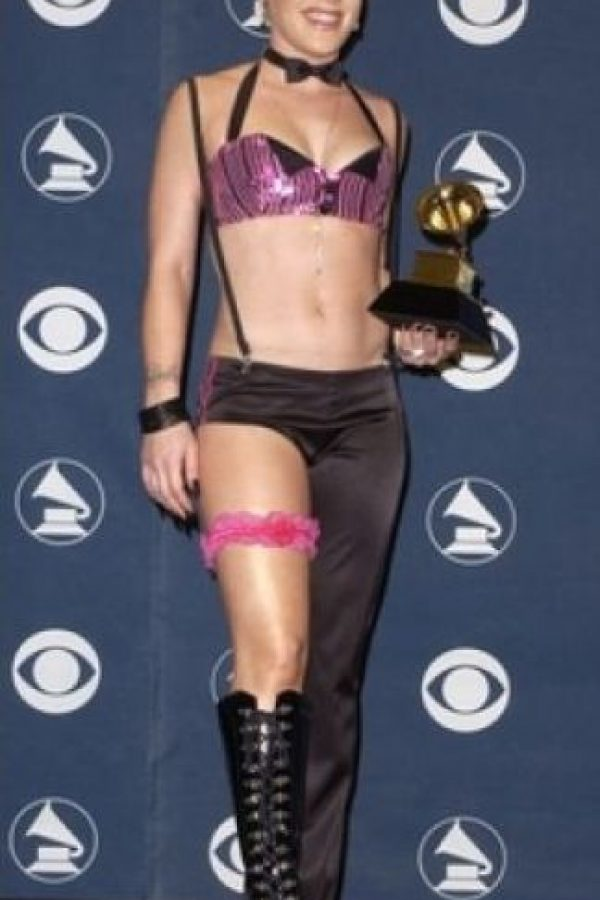 Pink, 2002 Foto: Getty Images