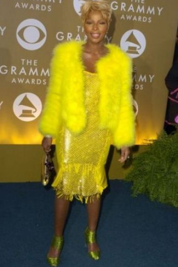 Mary J. Blige, 2004 Foto:Getty Images