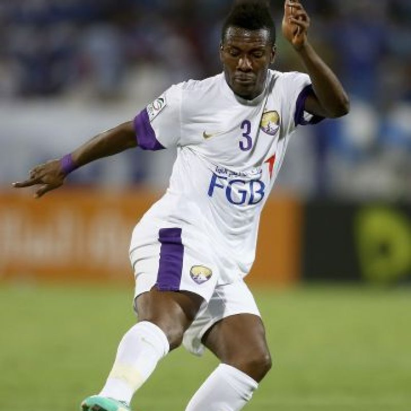 Asamoah Gyan Foto: Getty Images