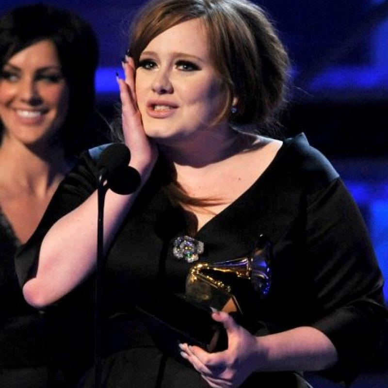 Así se veía en 2009 Foto:Getty Images