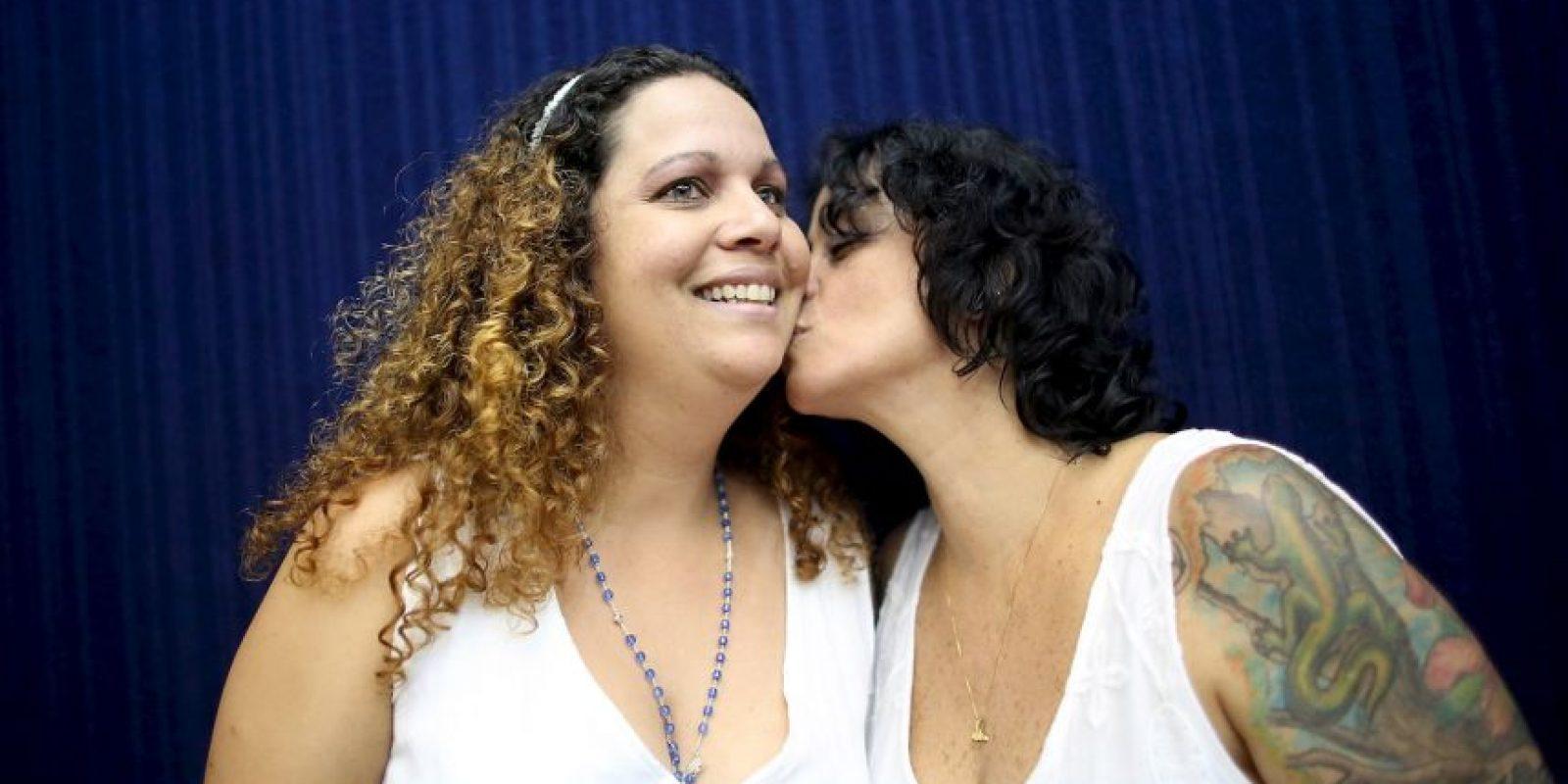 El 14 de mayo de 2013, el Consejo Nacional de Justicia determinó que las notarías no pueden negarse a registrarse los matrimonios de estas parejas. Foto:Getty Images