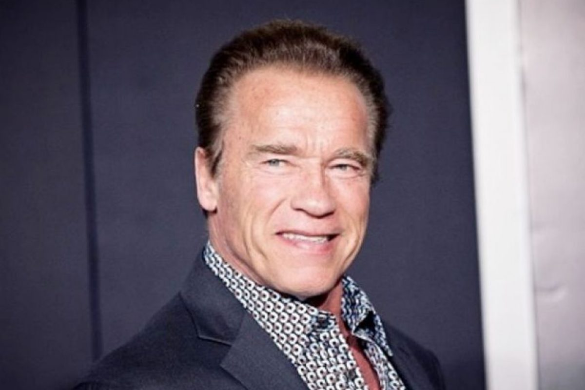 Arnold Schwarzenegger después Foto: Getty Images