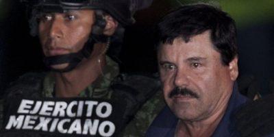 """Joaquín """"El Chapo"""" Guzmán Loera líder del cártel de Sinaloa, se escapó del Penal Federal del Altiplano, el 11 de julio de 2015. Foto:AP"""