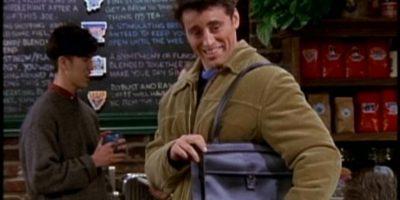 Joey, todo un encanto. Foto:NBC