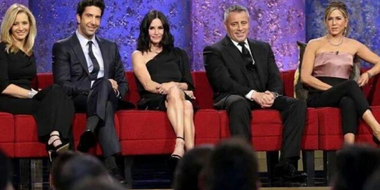 Muchos se conmovieron y emocionaron. Foto:vía NBC