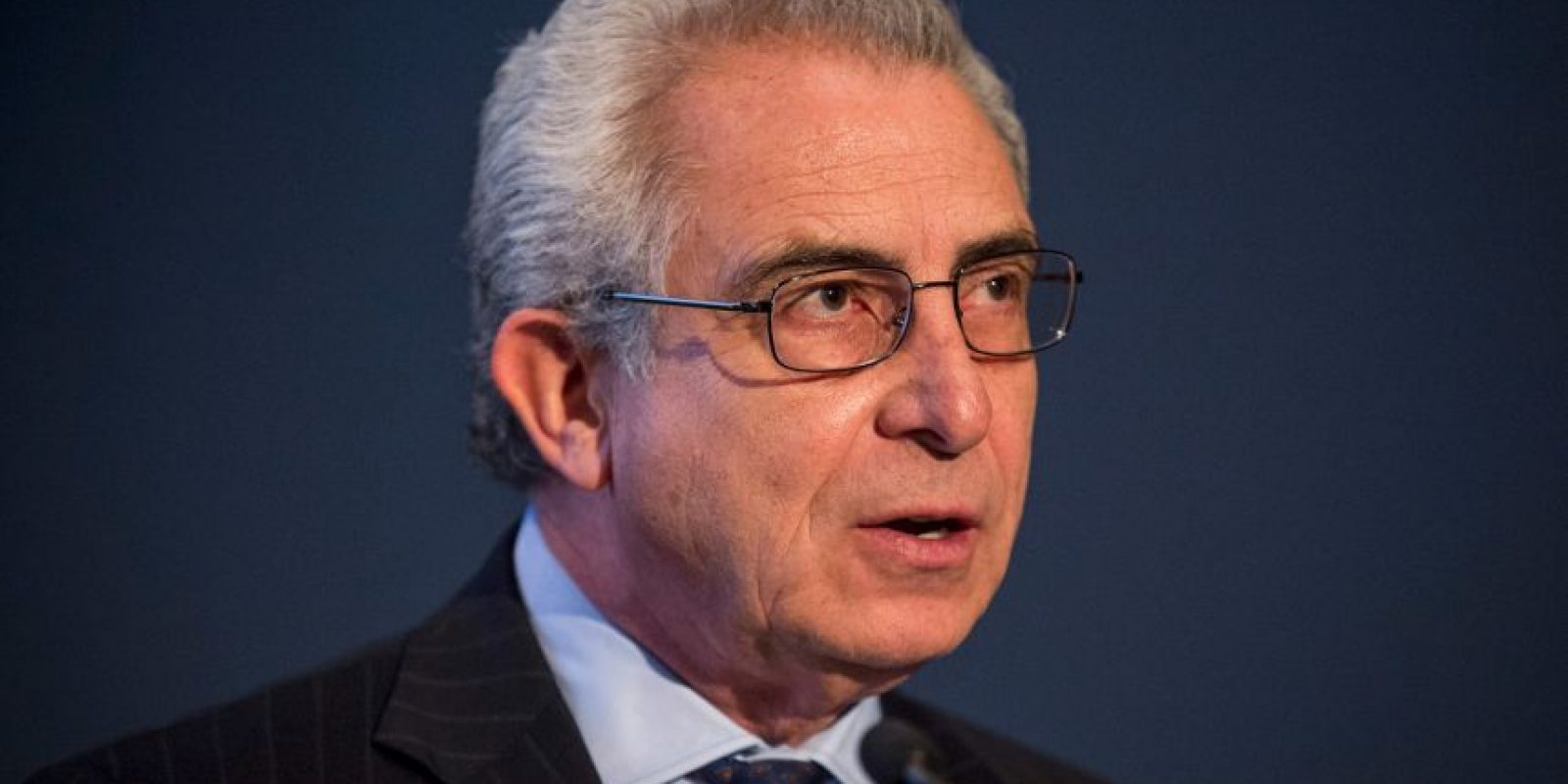 Se trata del exprsidente mexicano Ernesto Zedillo Foto: Getty Images