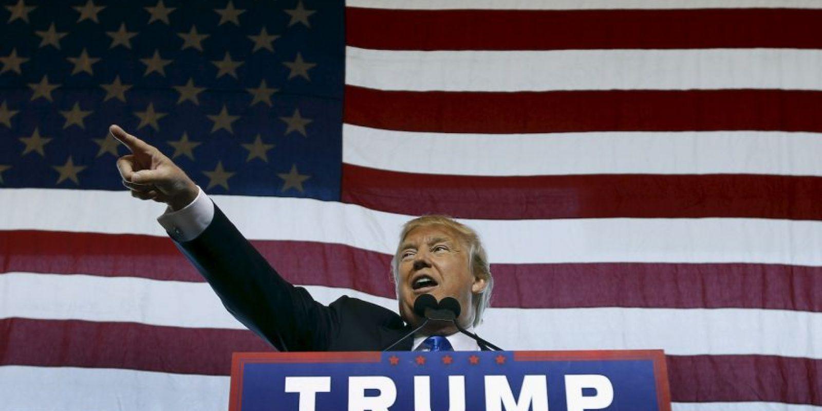 """El precandidato exclamó: """"¿Qué tan estúpida es la gente de Iowa?"""", cuando empezó a perder popularidad. Foto:Getty Images"""