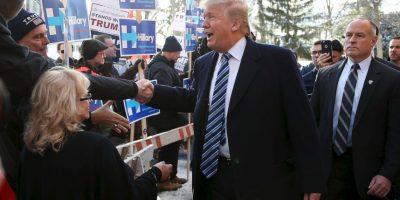 Otras personas que han sido ofendidas por Trump Foto:Getty Images