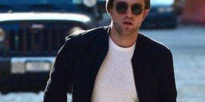 10. Robert Pattinson tiene el pelo más grasiento que una pizza freída con manteca. Foto:Getty Images