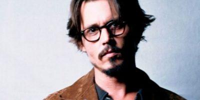 6. Johnny Depp no se quita la ropa por días. Y no le gustan mucho las duchas. Foto:Getty Images