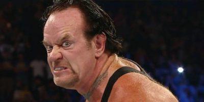 Mientras que Undertaker ya cuenta con 50 años de edad. Foto:WWE