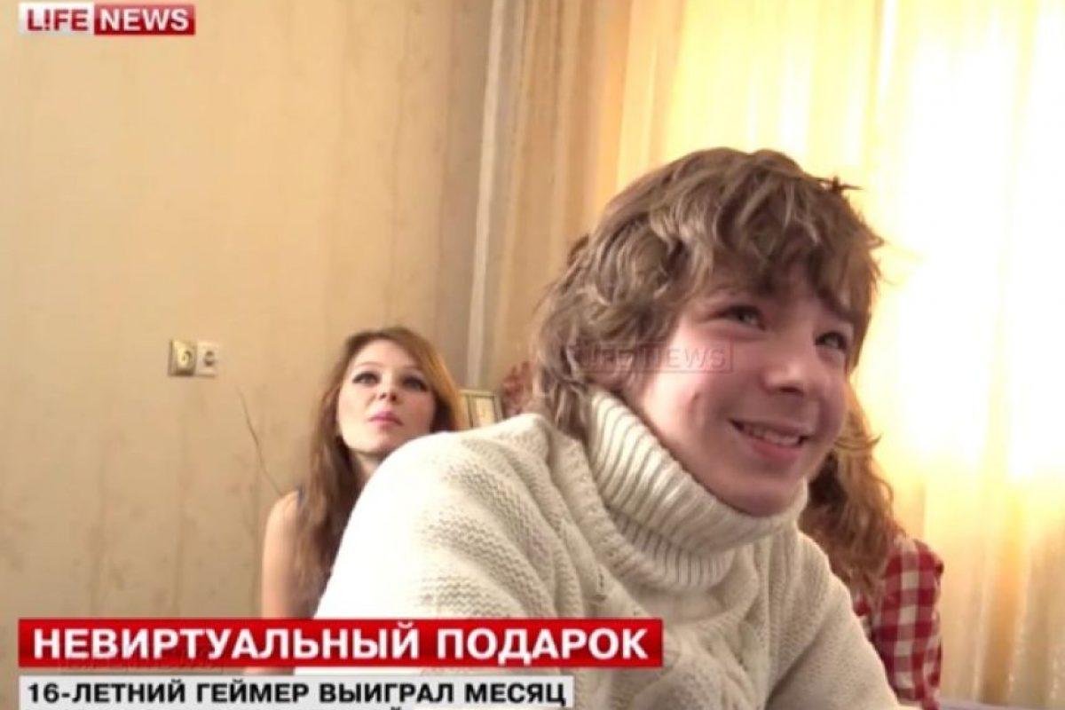 Ruslan Schedrin explicó que al principio no creyó ser ganador Foto:Lifenews