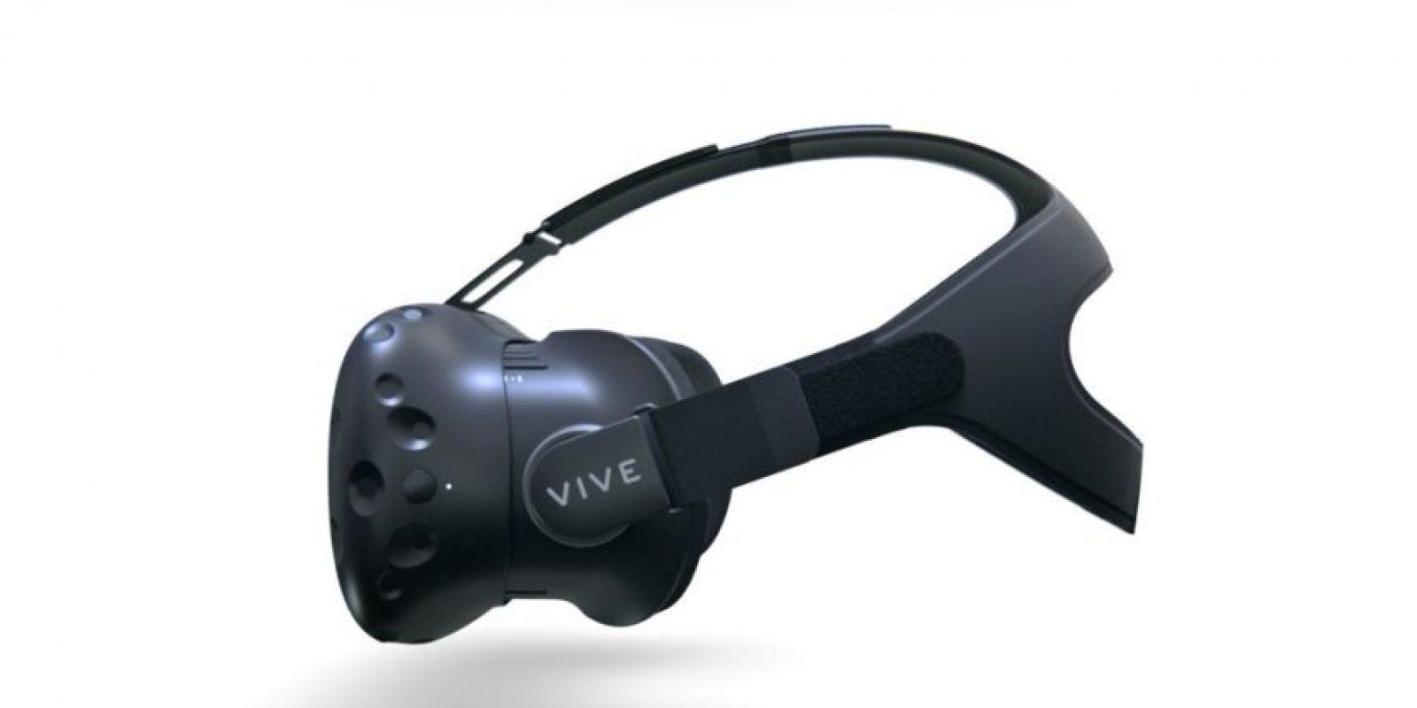 Los lentes de realidad virtual conquistaron el Mobile World Congress. Foto:HTC