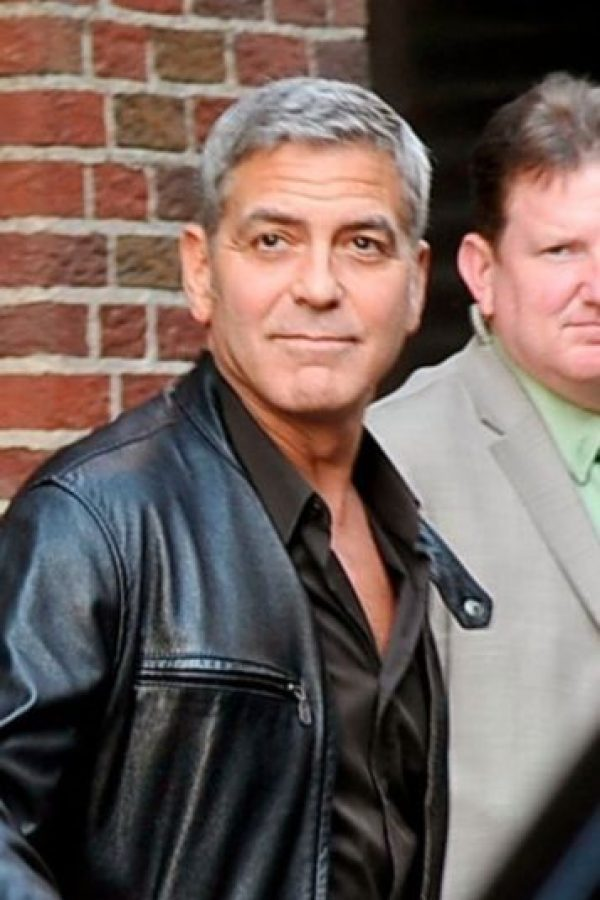 2- George Clooney. Foto: Getty Images