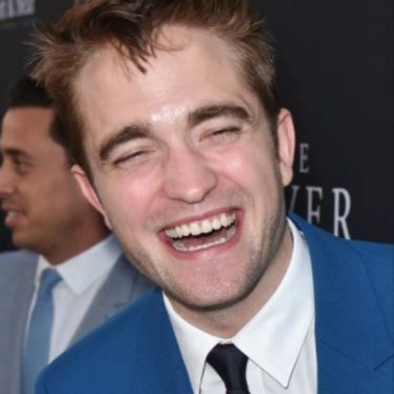 4- Robert Pattinson. Foto: Getty Images