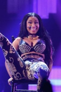 6- Nicky Minaj. Foto: Getty Images