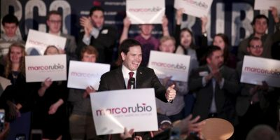 Marco Rubio Foto:Getty Images