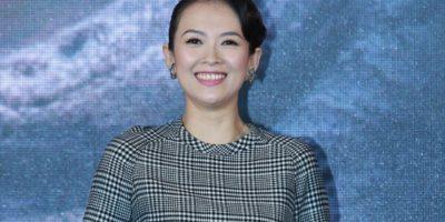 Es prometida del cantante Wang Fen. Foto:vía Getty Images