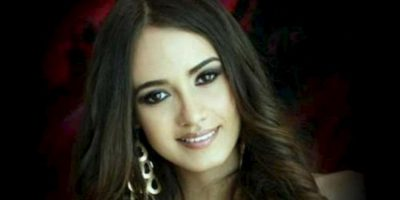 reina de belleza en Sinaloa, México, en 2012. Murió en un enfrentamiento entre el ejército y un grupo armado. Foto:Facebook