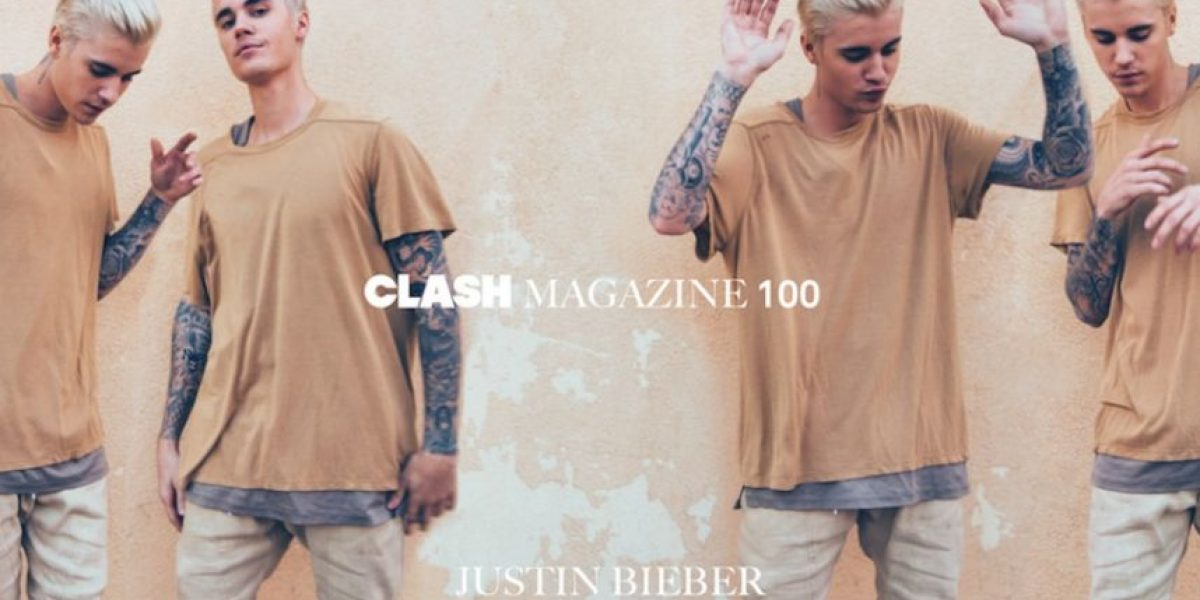 Justin Bieber posa totalmente desnudo para portada de revista