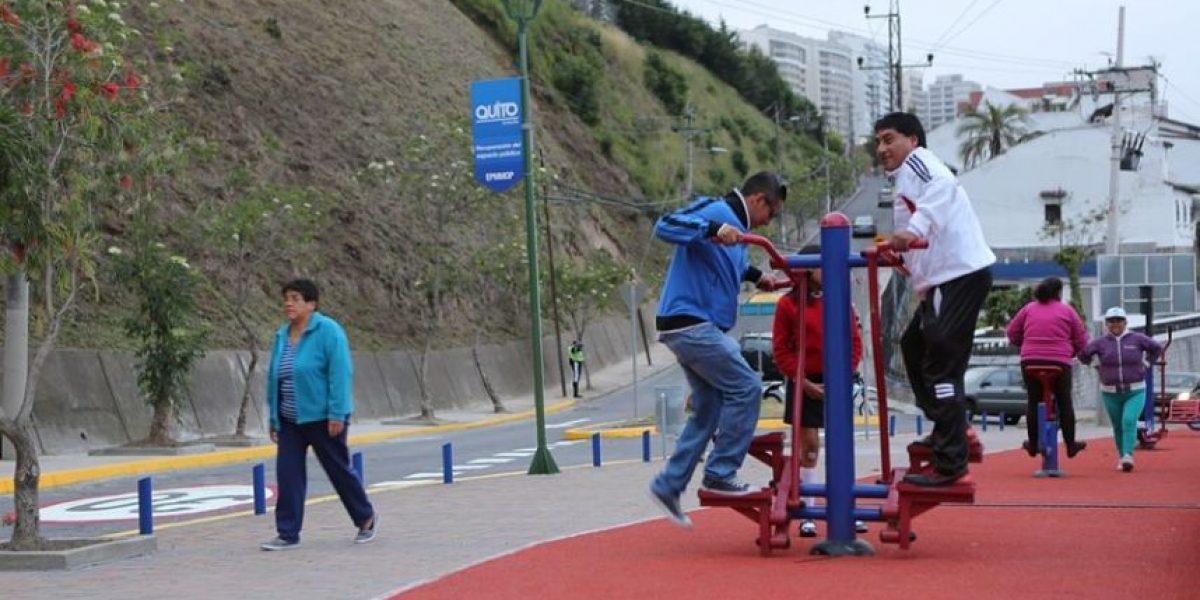 Paseo Escénico de Guápulo es parte de las nuevas obras para el sector