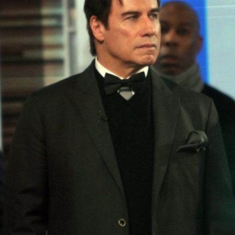 Antes y después de John Travolta Foto:Getty Images