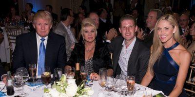 Ivana se ha casado dos veces después de su divorcio con Donald Trump, Foto:Getty Images