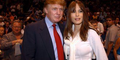 Es la tercera esposa de Donald Trump Foto:Getty Images