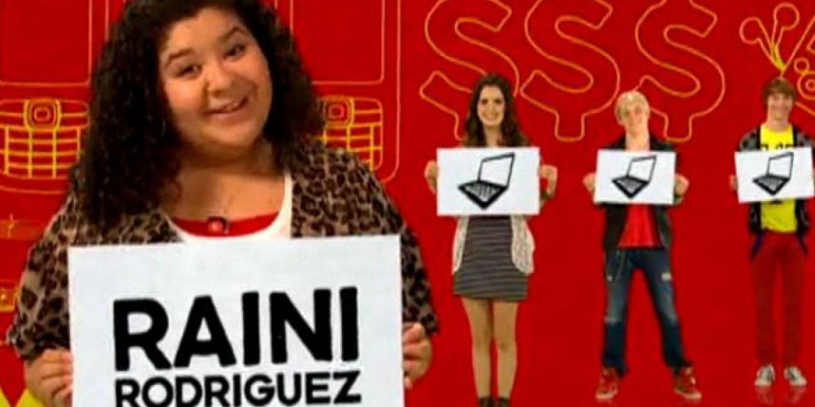 Raini Rodriguez también es de la factoría Disney. Foto:vía Disney