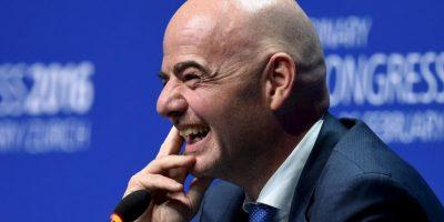Hasta el pasado 26 de febrero era el Secretario General de la UEFA Foto:Getty Images