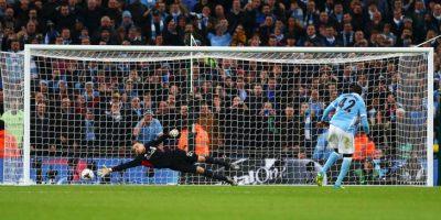 Yaya Touré anotó el penal del triunfo Foto:Getty Images