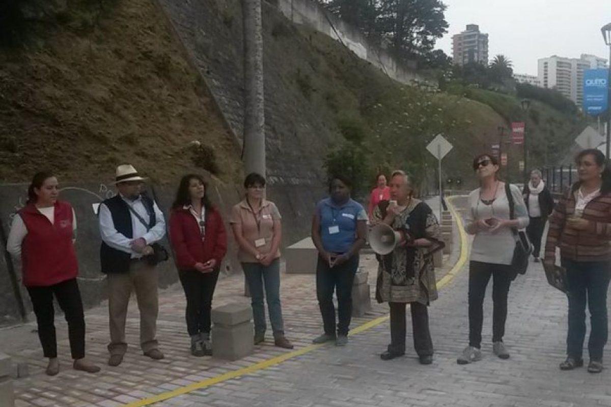 El Barrio La Floresta recibe a los museos de Quito. Foto:@EcuadorMecn