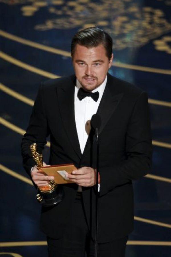"""Que el actor ganó la categoría de """"mejor actor"""" Foto:Getty Images"""