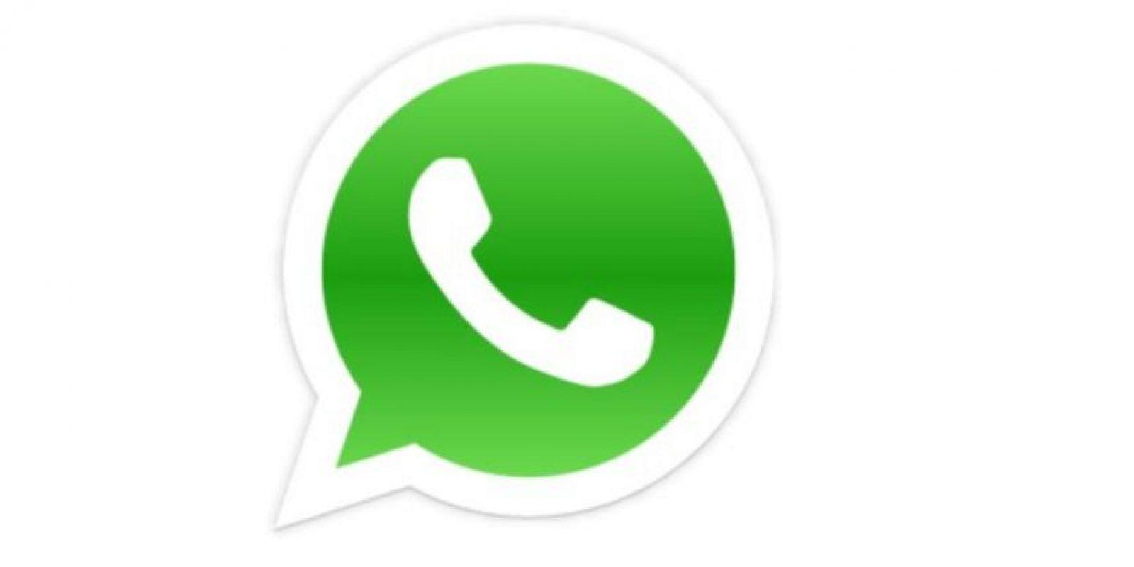 Entren a WhatsApp. Foto:Tumblr