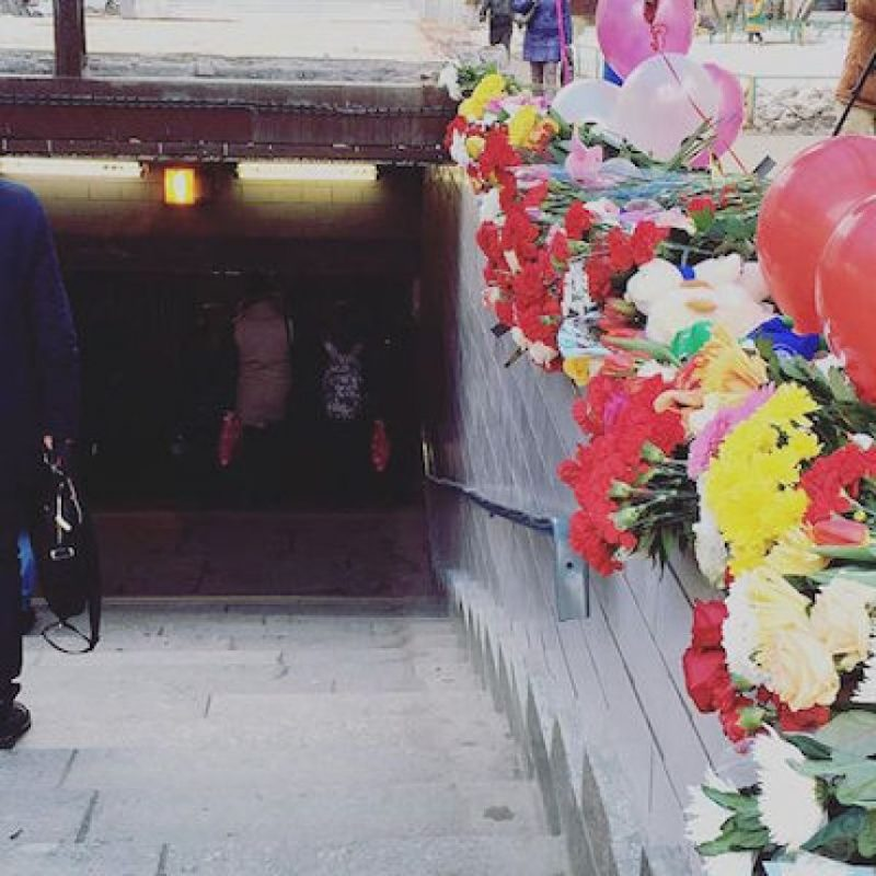 La pequeña fue asesinada por su niñera Foto:Instagram.com