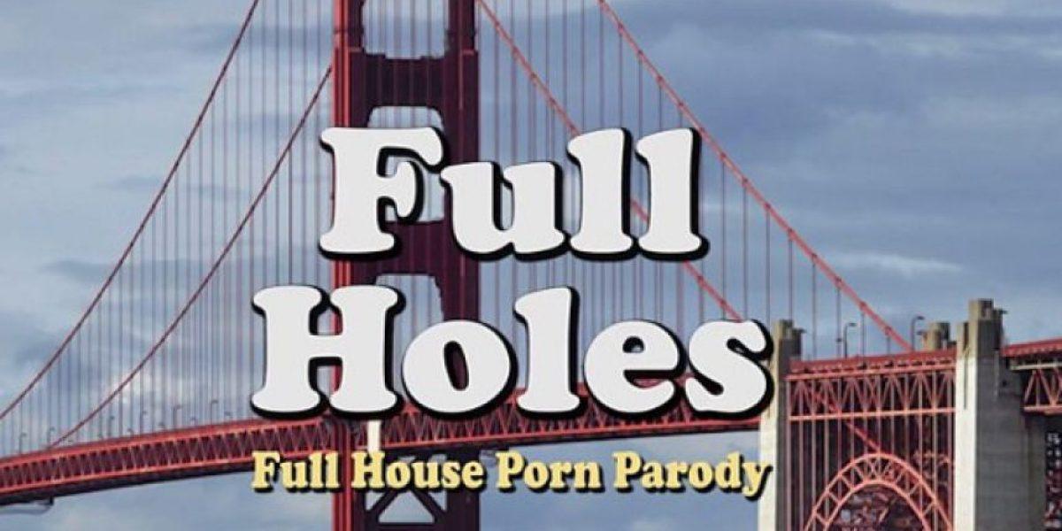 Full Holes: La versión para adultos de Tres por Tres