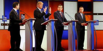 """Trump: """"Odio a las políticos"""" Foto:AP"""
