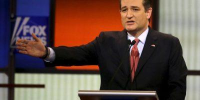 """Ted Cruz: """"Dejaré la cuestión de los matrimonios del mismo sexo y adopción a los estados"""" Foto:AP"""