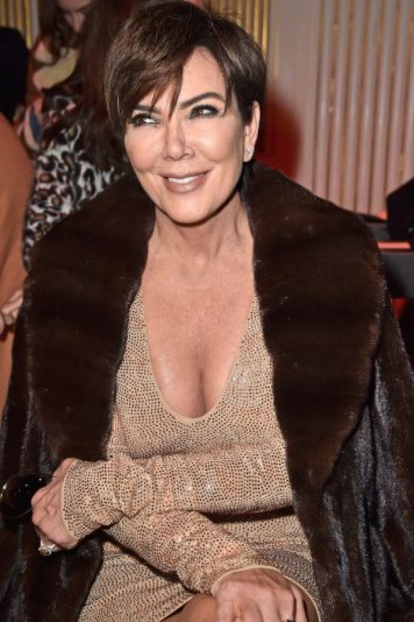 """La madre del clan Kardashian-Jenner """"rompió el silencio"""", de acuerdo a una fuente cercana. Foto:Getty Images"""