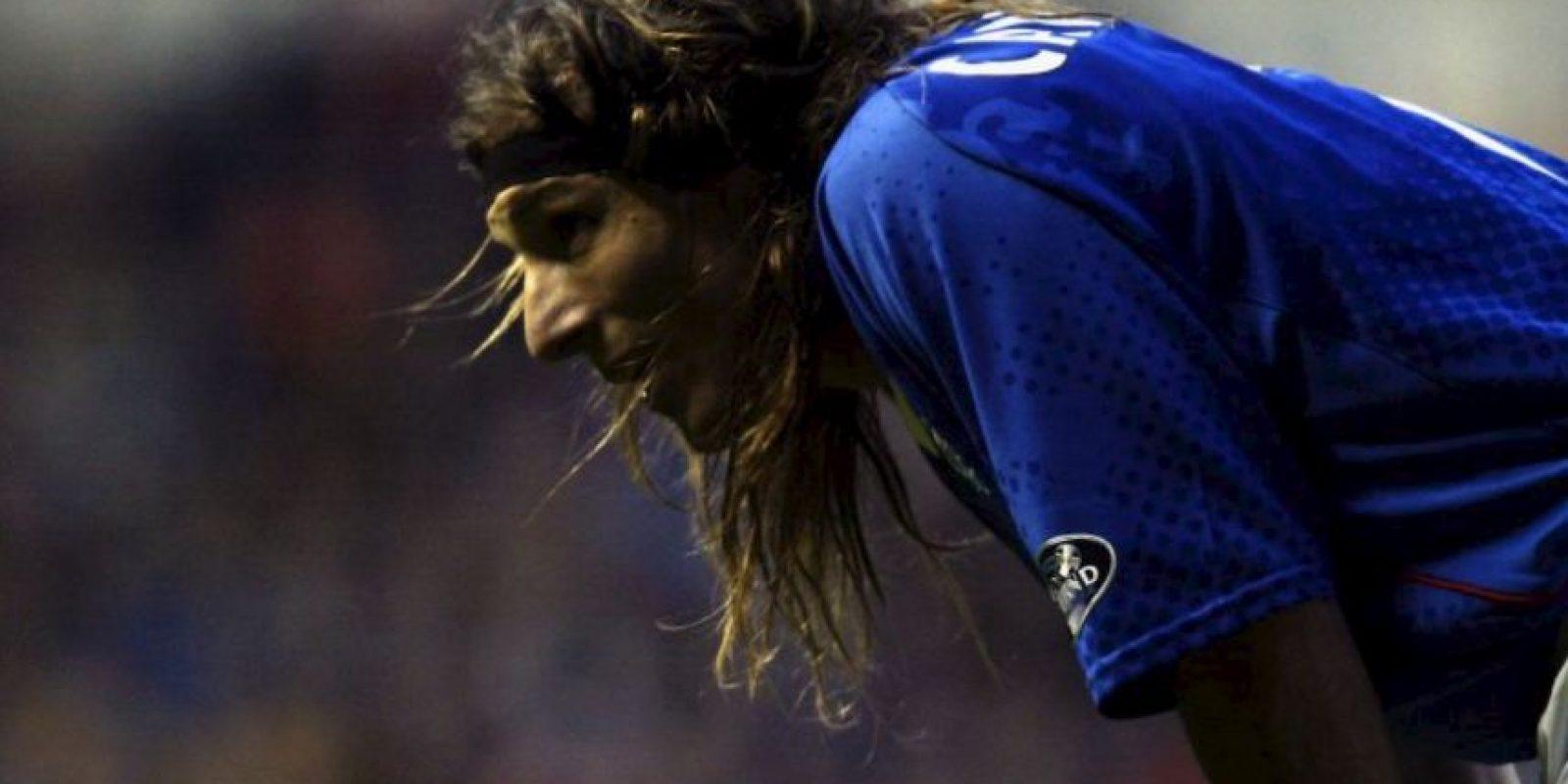 Claudio Caniggia: Amigo de Maradona, el ex jugador argentino dio positivo de cocaína en marzo de 1993. Foto:Getty Images