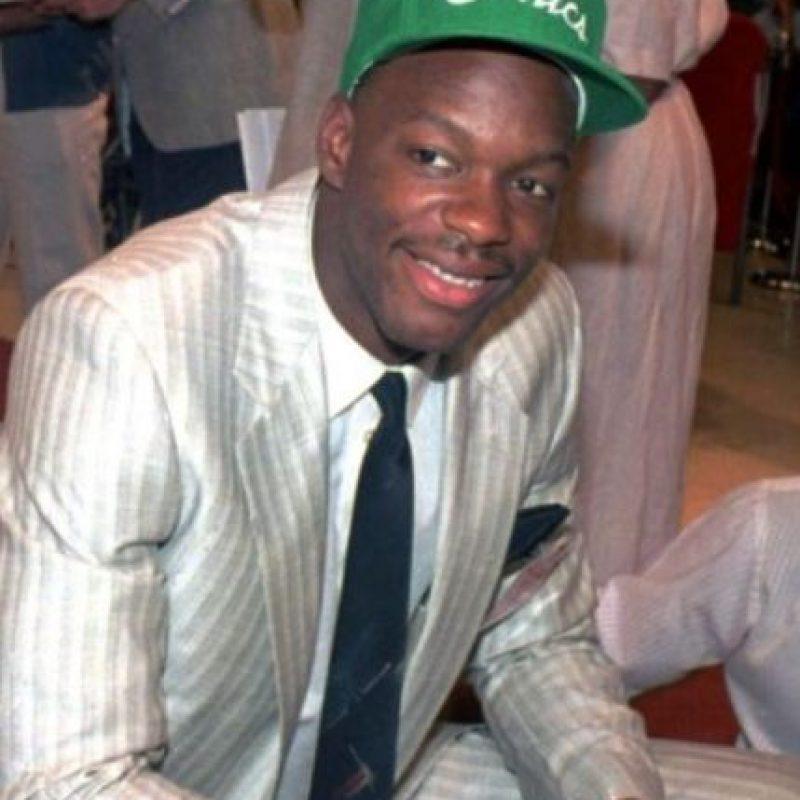 Len Bias: Fue seleccionado número dos del draft de la NBA de 1984; era un gran prospecto que, incluso, fue comparado con Michael Jordan. Foto:Twitter