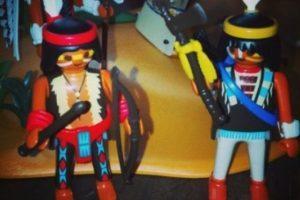 """Todas las colecciones de """"Playmobil"""" Foto:Instagram"""