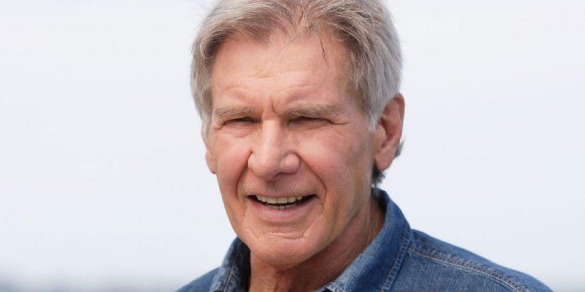 Harrison Ford a punto de provocar un accidente con su avión privado