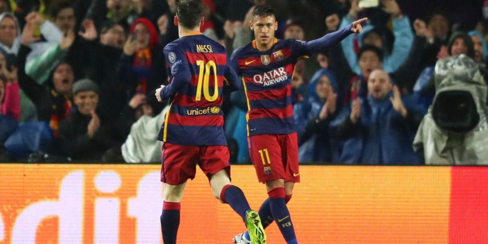 La final del derbi de España solo es superada por una última instancia protagonizada por los culés y Bayern Múnich Foto:Getty Images