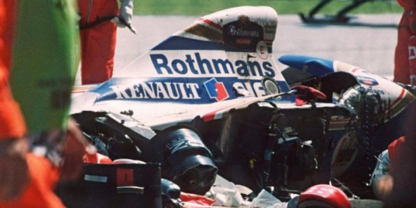 Ayrton Senna – 1994 Foto:Getty Images