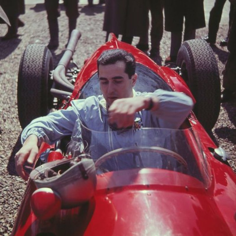 Lorenzo Bandini – 1967 Foto:Getty Images